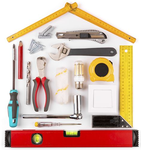 Tools for maintaining your new home